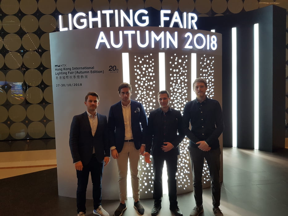 Avitron Lighting Fair