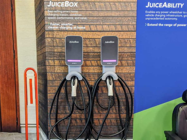 Enel X JuiceBox